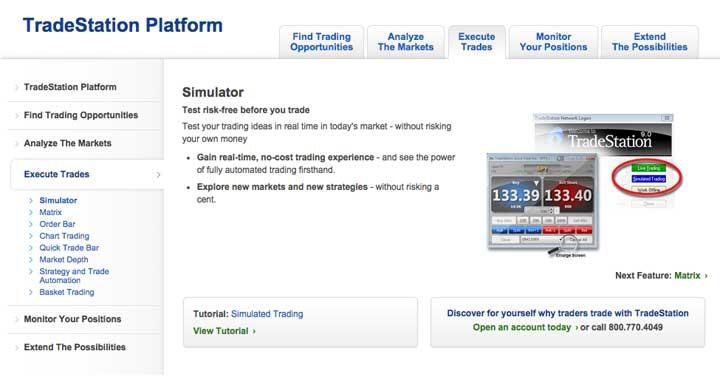 Paper trading thinkorswim platform